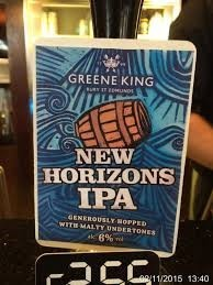 New Horizons IPA