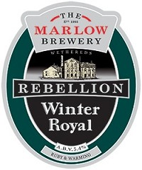 Rebellion Winter Royal